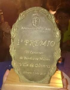 I Premio Olivares 3